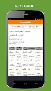 Nahwu Shorof Bahasa Arab - náhled