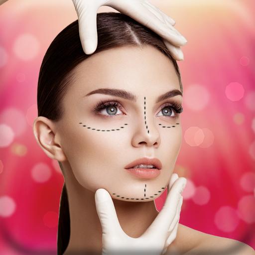 整形外科圖像編輯器 攝影 App LOGO-硬是要APP