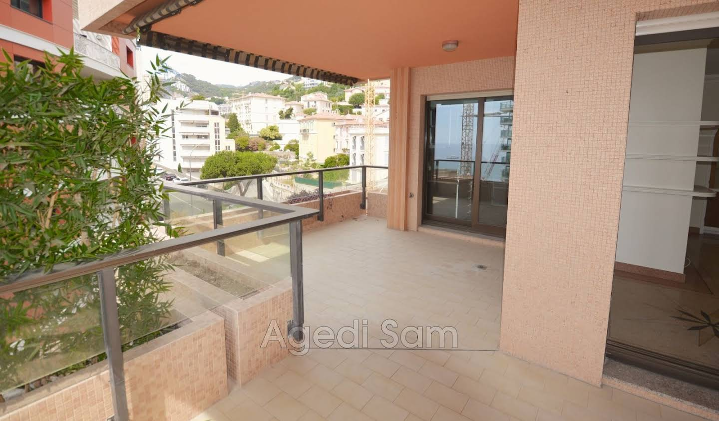 Apartment with terrace and pool Monaco