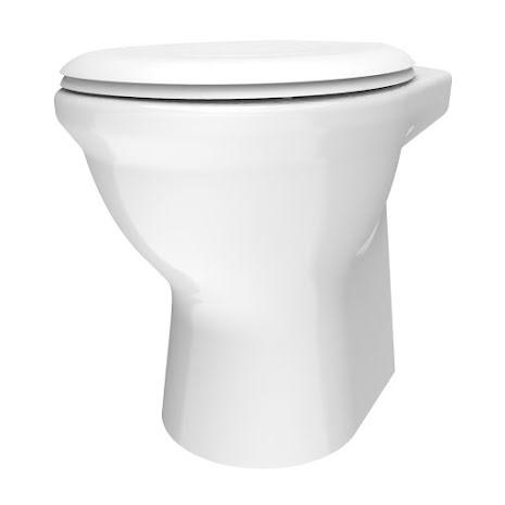 Resan WC Förhöjd m. sits