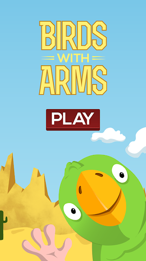 Birds with Arms - Tapping Game