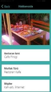 Cafe Pirogi - náhled
