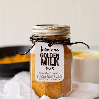 Homemade Golden Milk Mix.