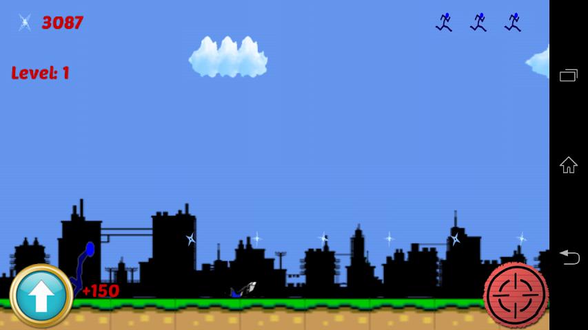 android Sponge Ninja Screenshot 2