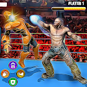 Robot Ring Fight 2021 - Real Robot Wrestling Game icon