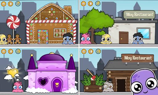 Moy 🍔 Restaurant Chef screenshot 5