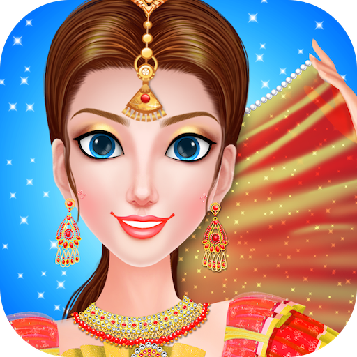 Indian Fashion Doll salon (game)