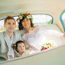 Wedding photographer Evgeniy Matveev (fotomatveev). Photo of 19.09.2016