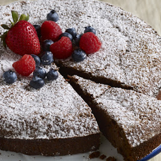 Best Ever Moist Chocolate Cake.