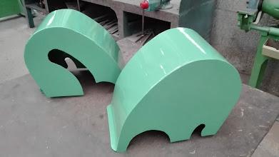 Photo: Proyecto de carcasas para tornos deJavier, Luismi y Adrián