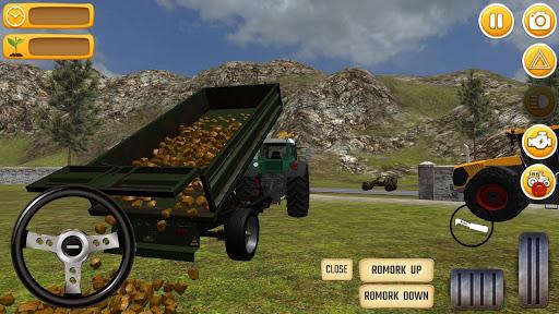 Tractor Farm Simulator Game 1.5 screenshots 14