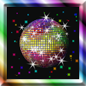 Summer Disco Ball LWP icon