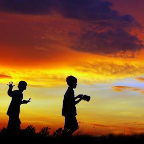 by Edi Wibowo - Babies & Children Children Candids