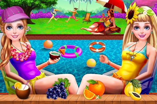 玩休閒App 泳池派对装扮游戏免費 APP試玩
