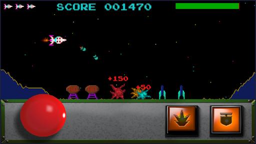 Code Triche Classic Scramble Arcade apk mod screenshots 1