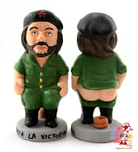 Photo: Caganer Che Guevara