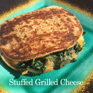 Stuffed Grilled Cheese