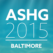 ASHG 2015 Annual Meeting