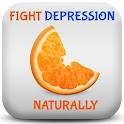 Fight Depression Naturally icon