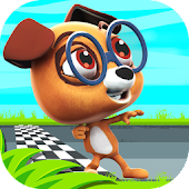 Dog Racing Game