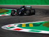 Bottas het snelste in meeste vrije trainingen in Italië, McLaren komt in derde sessie sterk voor de dag