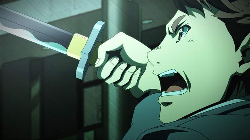 アニメ:警視庁特務部特殊凶悪犯対策室第七課~トクナナ~EXTRA
