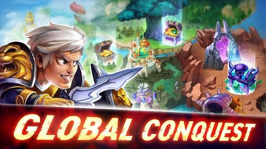 Battle Arena: Heroes Adventure – Online RPG 4