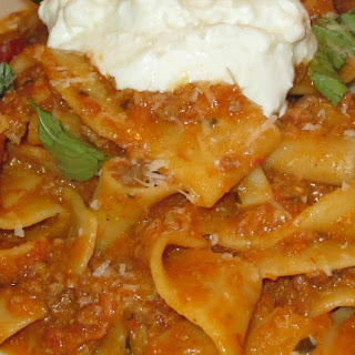 Pappardelle Pasta Sauce Recipes