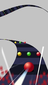 Color Ball Road - Twisty Tube