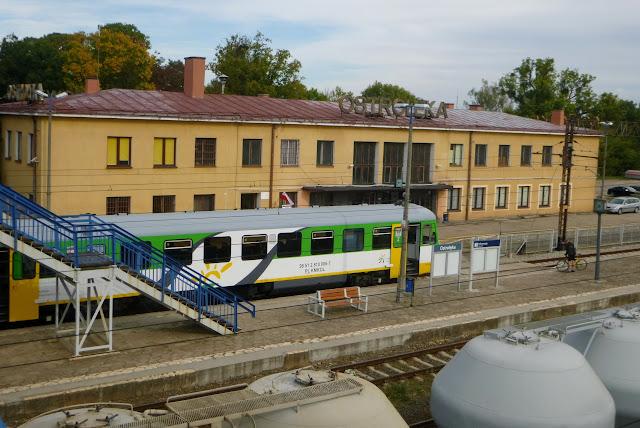 stacja Ostrołęka