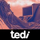 tedi telecable TV icon