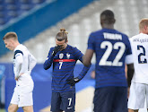 📷 L'élimination des Bleus pas encore digérée par Antoine Griezmann