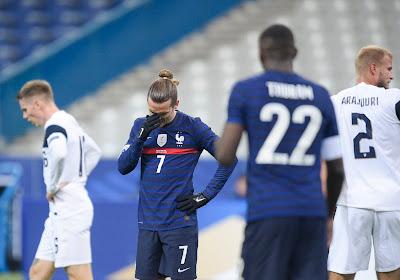 Frankrijk met verstomming geslagen na verlies tegen Finland
