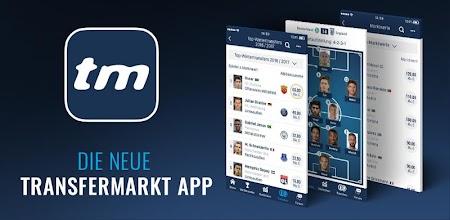 Transfermarkt: Fußballnews, Bundesliga, Liveticker APK