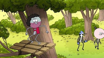 Regular Show: The Dome Experiment