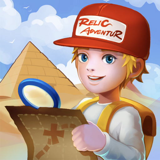 Relic Adventure - Rescue Cut Rope Puzzle Game APK Cracked Download