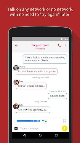 android Talko Screenshot 3