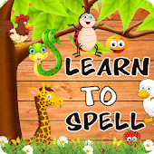 KIDS - Learn To Spell