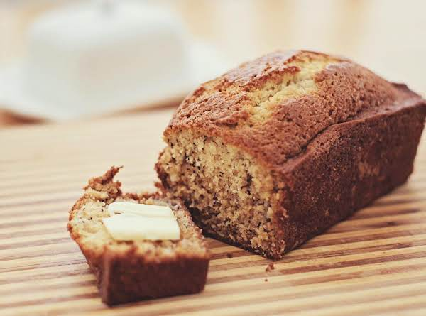 The Best Ever Banana Bread