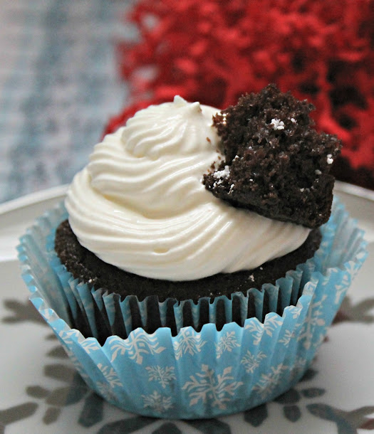 National Eat What You Want Day: Mocha Dream Cupcakes Recipe