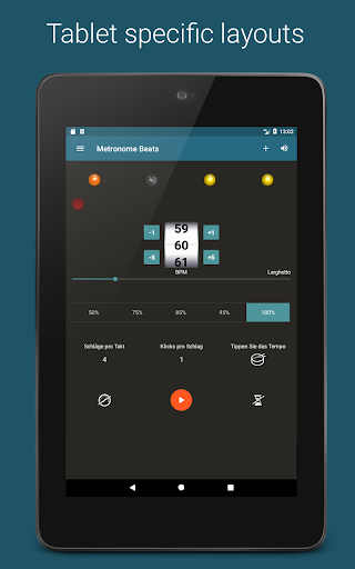 Metronome Beats screenshot 9