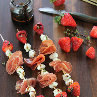 Salami And Cheese Skewers Recipes