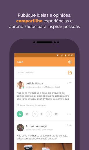MeSeems - Opinião e Prêmios 4.7.8 screenshots 1