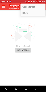 TempMail – Temporary Emails Instantly | StopSpam Apk Download For Android 2