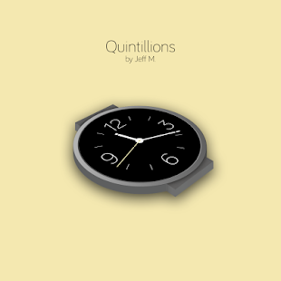 Pujie Black Watch Face Screenshot 29