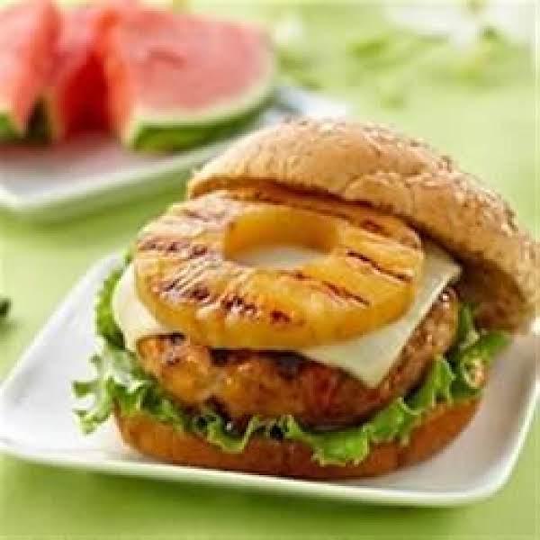 Luau Burgers Recipe