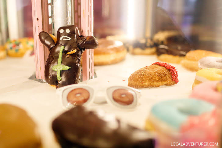 Voodoo Doughnuts (101 Things to Do in Portland Oregon).