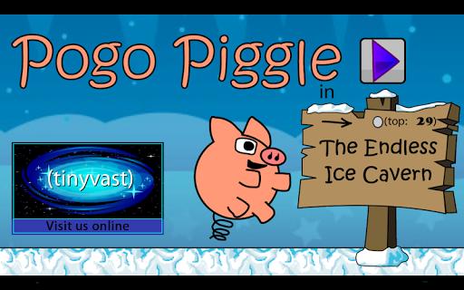 Pogo Piggle in the Ice Cavern
