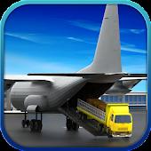Cargo Plane Airport Truck