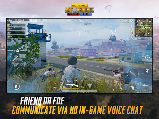 PUBG MOBILE LITE 0.10.0 screenshots 20